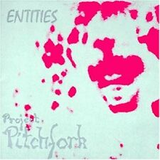 PROJECT PITCHFORK Entities - CD - NEU / OVP