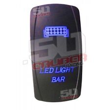 Polaris RZR Blue Led Light Bar Switch XP900 RZR4 Crew XP1000 Ranger 800s Trail X