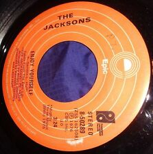 MB569 The Jacksons Enjoy Yourself / Style Of Life 45 RPM Record