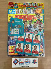 PANINI EMPTY ALBUM EURO 2020 PREVIEW UPDATE EXTRA STICKERS SPAIN JUGON MAGAZINE