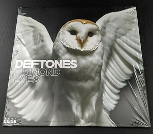 NEW IN-HAND Deftones Diamond Eyes BLACK VINYL RARE!