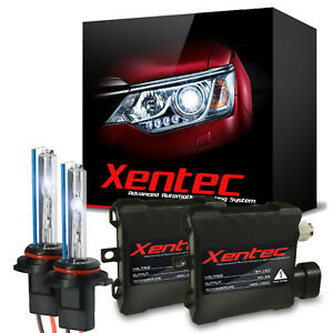 Xentec Xenon Lights HID Conversion Kit 9007 HB5 Headlight High & Low All Color
