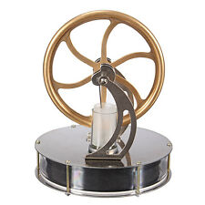 Low Temperature Stirling Engine Motor Cool No Steam Heat Model Education Toys