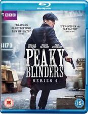 Peaky Blinders Series 4 BD Blu-ray Very Good DVD Helen McCrory Tom Hardy P