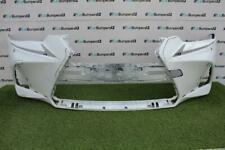 LEXUS IS250 F SPORT FRONT BUMPER 17 ON WITH PDC/WASH JET HOLES 52119-53A00*E8