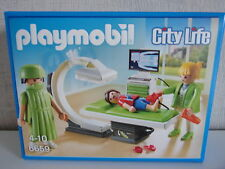 Playmobil City Life 6659 X-RAY ROOM - New and UNRECORDED