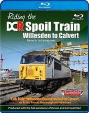 Riding the DCR Spoil Train - Willesden to Calvert (Cab Ride)  *Blu-ray