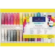 Faber Castell GELATOS Mix & Match Gift Set 33 pc