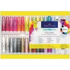 Faber Castell GELATOS Mix & Match Gift Set 33 pc