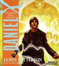 Daniel X: Demons and Druids No. 3 by James Patterson and Adam Sadler (2010, CD,