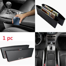 Car Seat Gap Slit Filler Pocket Catch Catcher Box Storage Organizer Holder Box