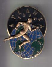 RARE PINS PIN'S .. OLYMPIQUE OLYMPIC JEUX ATLANTA 1996 GLOBE TERRE BIG 3D ~17