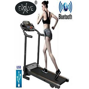 Treadmill Running Adjustable Incline Electric Bluetooth Folding Machine -Evolve