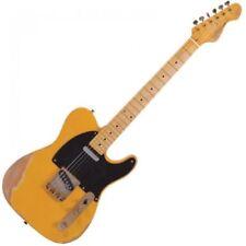 Guitarras y bajos diestros sin marca