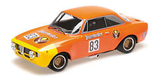 Alfa Romeo Gta 1300 Junior Jagermeister Drm 1972 MINICHAMPS 1:18 155721283