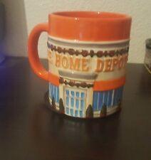 Home Depot Coffee Mug CUP Christmas 2014 20 oz.