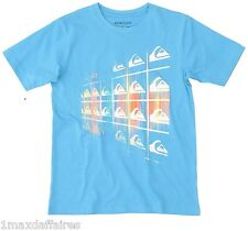 Tee-Shirt QUIKSILVER Basic MSP Maillot HOMME T.M 100% COTON Neuf Skateboard Surf