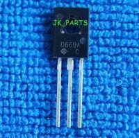 50PCS New 2SD669A D669A Transistors