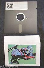Floppy disc 5.25 inch 5 1/4 Commodore 64 Volo 4 n 57 floppy 64 vintage giochi