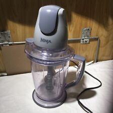 Ninja QB900 400W Personal Blender - Silver