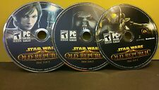 Star Wars The Old Republic (PC) #012 Discs Only