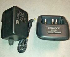 Original Kenwood KSC-31 Radio Battery Charger KNB29N PROTALK TK3201 TK3301