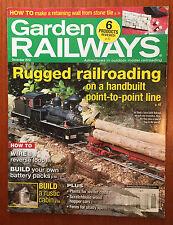 Garden Railways Magazine December 2012 - Free Shipping