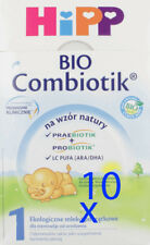 HiPP Organic Baby Formula Stage 1 (0-6months) 10 BOXES - Shipping Worldwide