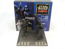 STAR WARS Classic Collection Series Statuette The Rescue Princess Leia 743/5000