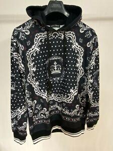 Dolce&Gabbana Kapuzenpullover Gr.-XL