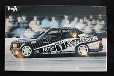 Fujimi Mercedes-Benz 190E 2.5-16 Evo 1990 Group A 1:24 #1 Klaus Ludwig (JS)