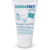 PODOLOGIA Crema Pie Dermafeet 50ml UREA 40% ideal sequedad extrema, pies secos