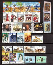 AUSTRALIA 1970-80s sets MUH CLEAROUT