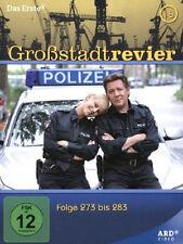 4 DVDs * GROßSTADTREVIER BOX  18  |  JAN FEDDER # NEU OVP ^