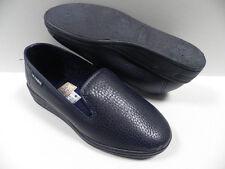 Chaussons LA VAGUE parme bleu FEMME taille 36 fille slippers blue woman NEUF