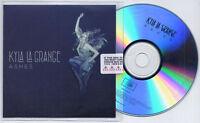 KYLA LA GRANGE Ashes 2012 UK 11-trk numbered promo test CD picture inlay