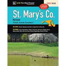 St.Mary's County MD ADC Street Atlas