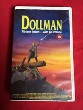 DOLLMAN RARE BIG BOX EIV EMBOSSED (no tape)
