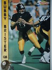 NFL 590 Bubby Brister QB Quaterback Pacific 1992