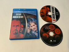 American History X / A History of Violence (Bluray) [Buy 2 Get 1]