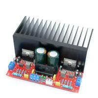 New HiFi TDA7293 Dual Channel Amplifier Board Kit Super Power 2.0 Amp Board DIY