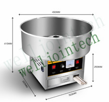 New cotton candy maker Commercial Cotton Candy Floss Electric Cotton Candy 220v
