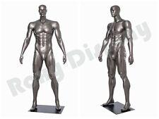 Male Fiberglass Sport Athletic style Mannequin Dress Form Display #MC-BRADY03