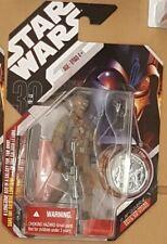 "Star Wars 30th Anniversary (TAC21) McQuarrie Chewbacca 3.75"" Figure CDN Card"