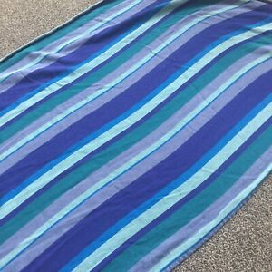 """Blue Stripy Baby Carry Sling Amazonas 510 cm/201"""" Max 15kg. Great Condition"""