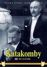 Katakomby (Catacombs) DVD box 1940 Czech Smiling comedy English subtitles