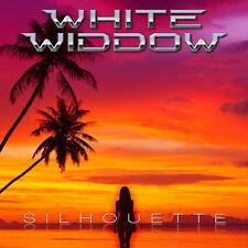 WHITE WIDDOW - Silhouette / New CD 2016 / Melodic Hard Rock Tigertailz Australia