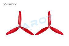 Tarot 7 pollici di plastica trifoglio Elica CW / CCW per FPV Multicopter  F16510