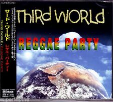 THIRD WORLD Reggae Party 4 Track CD SHAGGY BOUNTY KILLER Japanese Import NEW