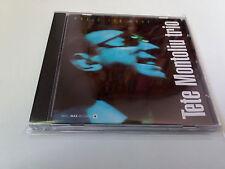 """TETE MONTOLIU TRIO """"MUSIC FOR ANNA"""" CD 8 TRACKS COMO NUEVO"""